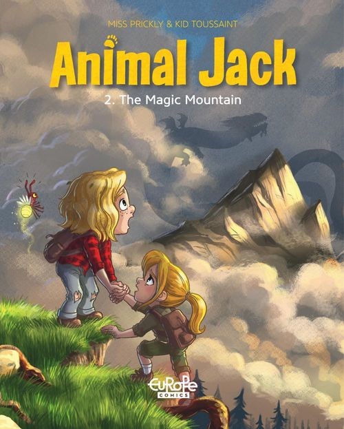 Animal Jack - Volume 2 - The Magic Mountain