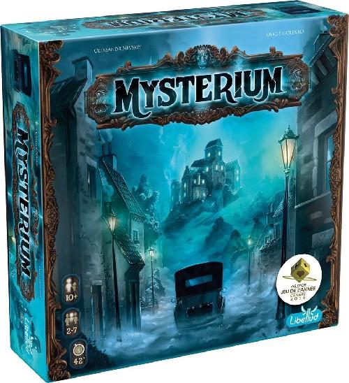 MYSTERIUM 10 ANS + 2-7 J