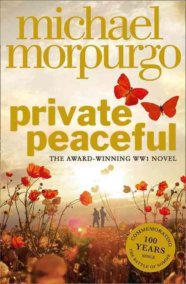 Private peaceful film tie-in