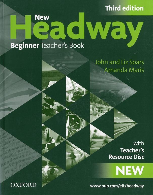 New headway ; beginner teacher's book (3e édition)