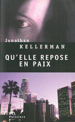Vente Livre Numérique : Qu'elle repose en paix  - Jonathan Kellerman