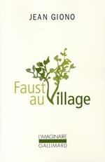 Couverture de Faust Au Village