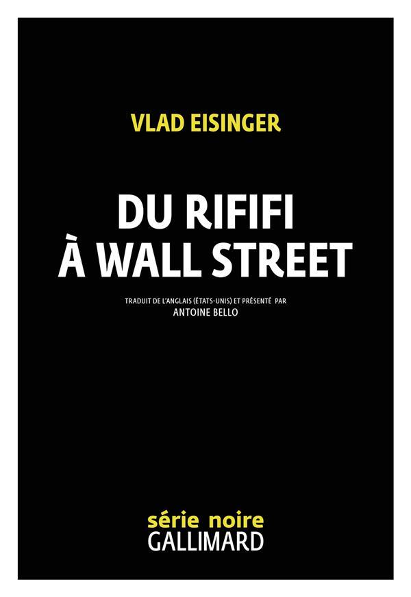 Du rififi a wall street
