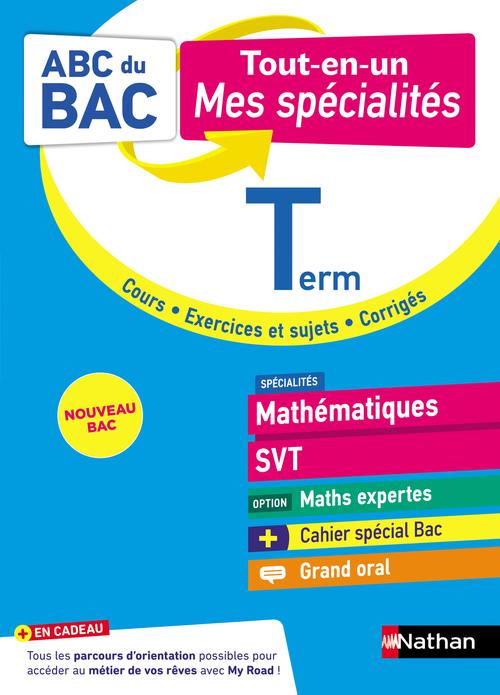 ABC DU BAC TOUT-EN-UN ; mathématiques/SVT : terminale (édition 2021)