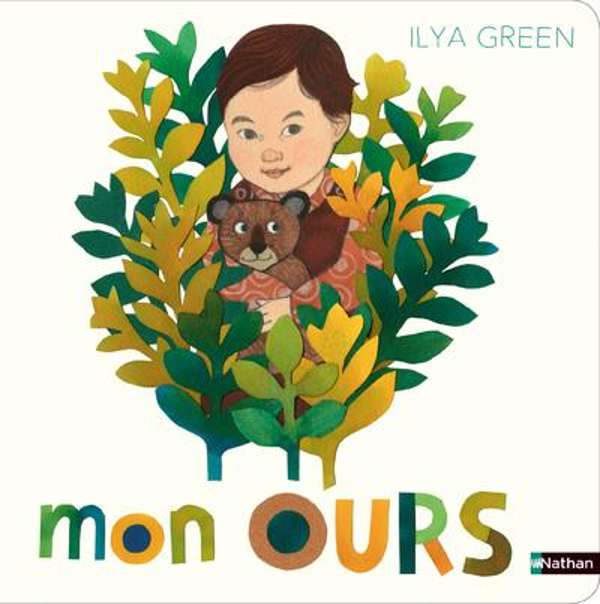 Ilya green t.3 ; mon ours