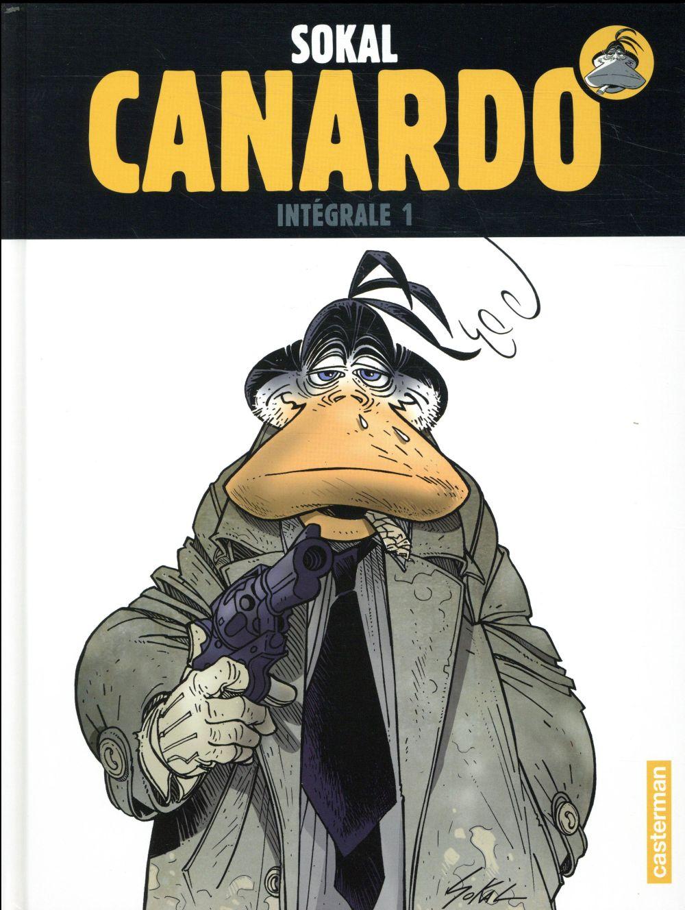 Canardo ; Intégrale vol.1 ; t.1 à t.3