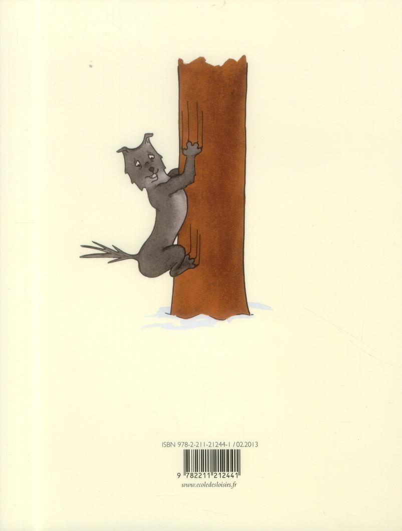 Les loups ne grimpent pas aux arbres
