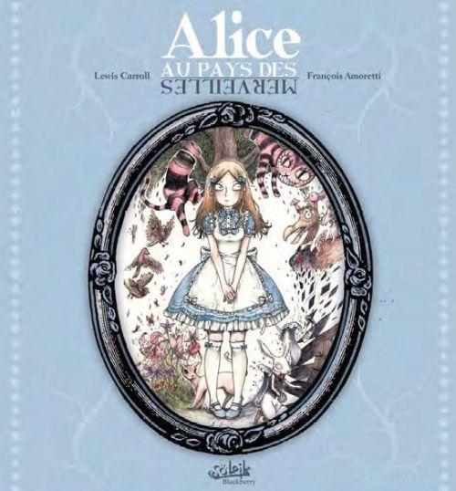 Alice au pays des merveilles t.1