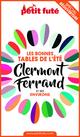 BONNES TABLES CLERMONT-FERRAND 2020 Petit Futé  - Dominique Auzias  - Jean-Paul Labourdette