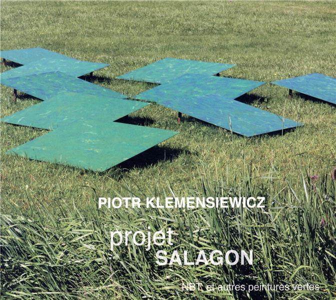 Piotr klemensiewicz : projet salagon - nbt et autres peintures vertes