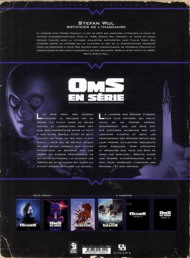 OmS en série T.1 ; Terr, sauvage