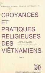 Croyances et pratiques religieuses des Viêtnamiens (2)