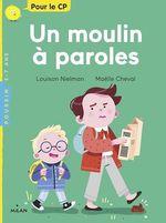 Vente Livre Numérique : Un moulin à paroles  - Louison Nielman