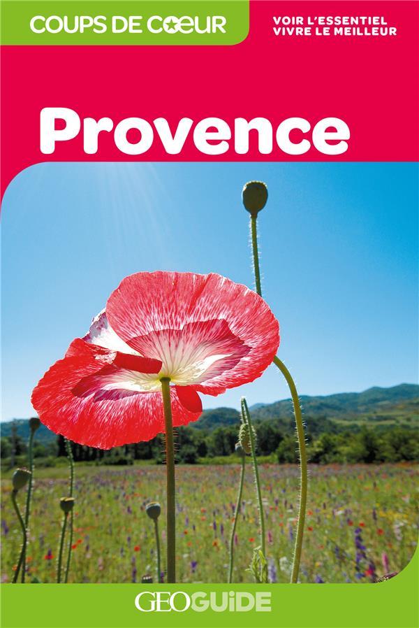 GEOguide coups de coeur ; Provence (édition 2020)