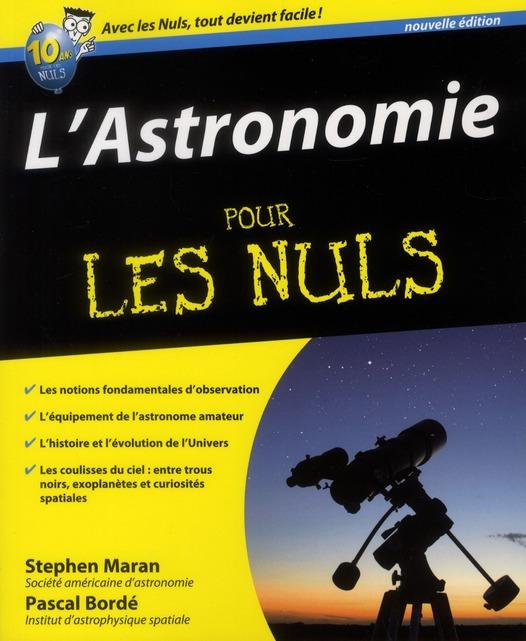 L'Astronomie Pour Les Nuls (2e Edition)