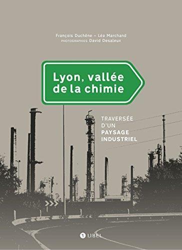 Lyon, vallée de la chimie ; traversée d'un paysage industriel