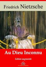 Vente Livre Numérique : Au dieu inconnu - suivi d'annexes  - Friedrich Nietzsche