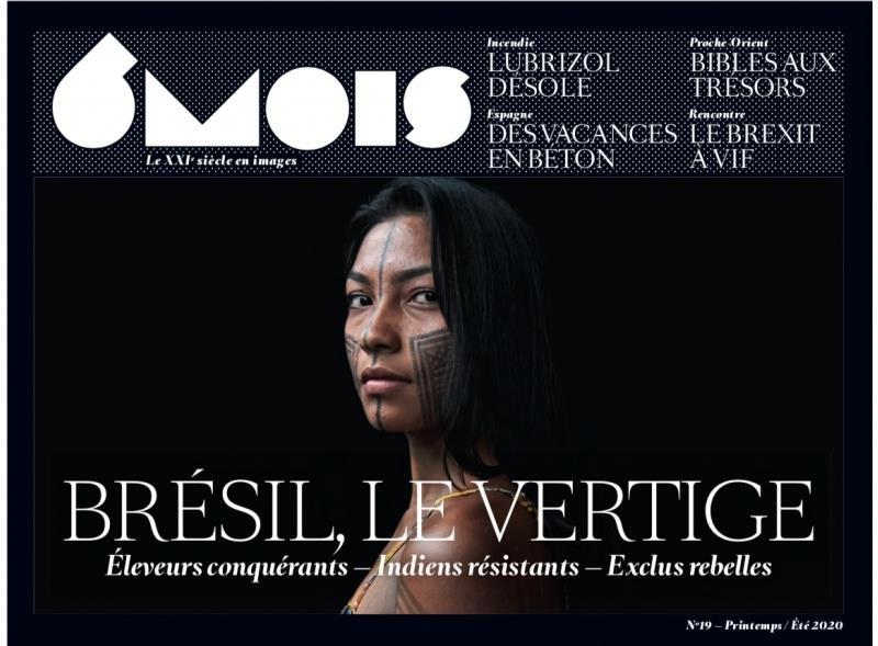 REVUE 6 MOIS N.19  -  BRESIL, LE VERTIGE