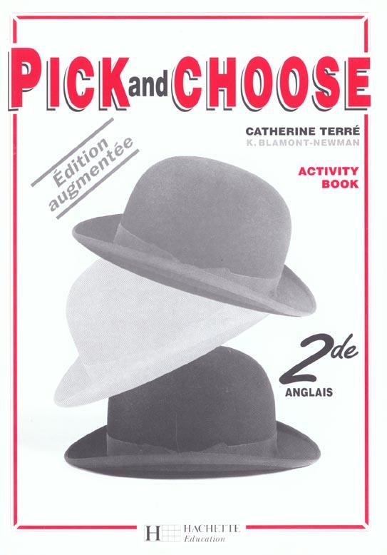 Pick and choose 2e tp