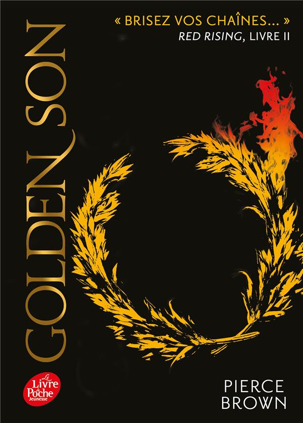 Red rising t.2 ; golden son