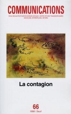Revue communications n.66 ; la contagion