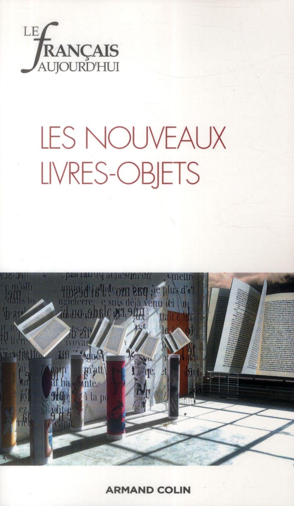 Revue le francais d'aujourd'hui t.186; les nouveaux livres-objets