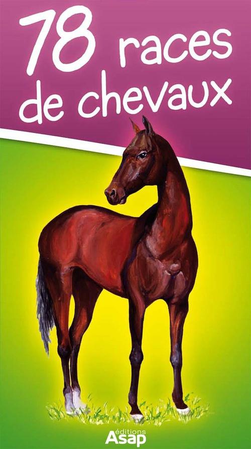 Vente Livre Numérique : 78 races de chevaux  - Vincent Fournier  - Caroline Hemery  - Helen Zubriichuk