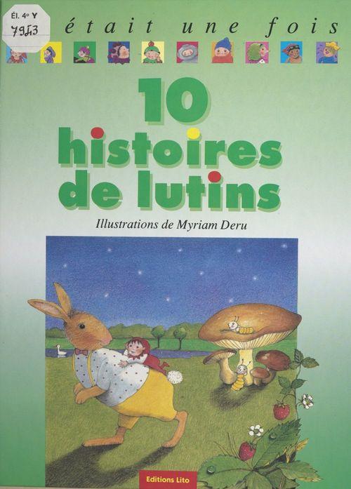 10 histoires de lutins