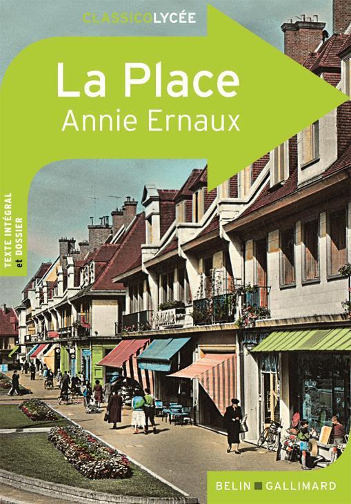 La place, d'Annie Ernaux