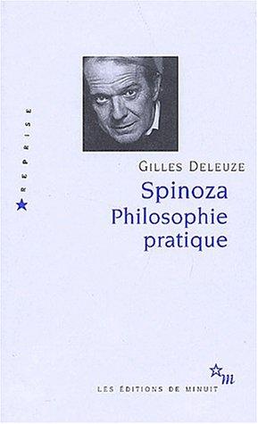 Spinoza philosophie pratique
