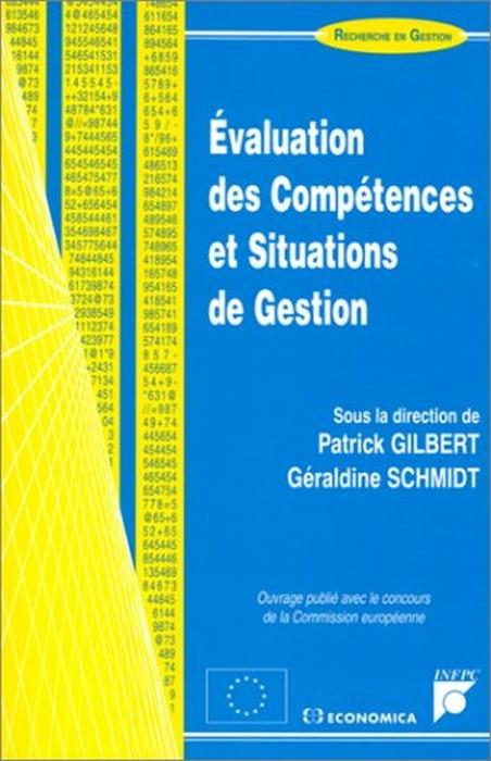 évaluation des compétences et situations de gestion