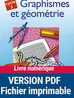 Vente EBooks : Graphismes et géométrie  - François FONTAINE - Christian Lamblin