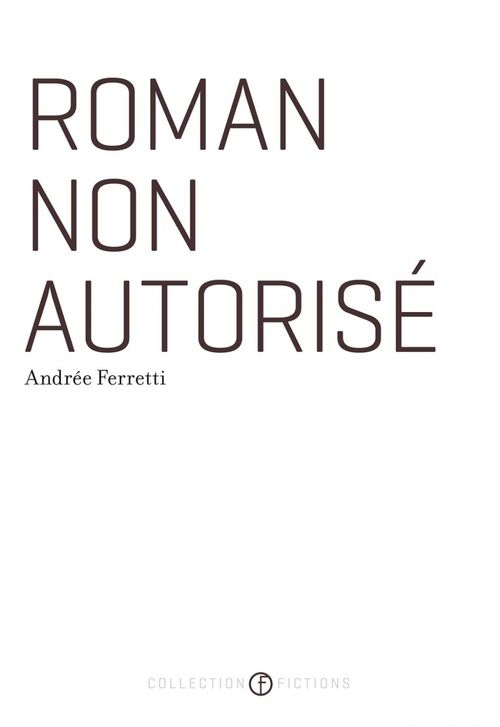Roman non autorise