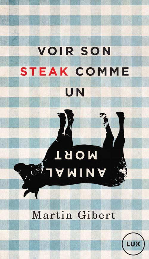 Voir son steak comme un animal mort