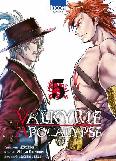 Valkyrie apocalypse T.5
