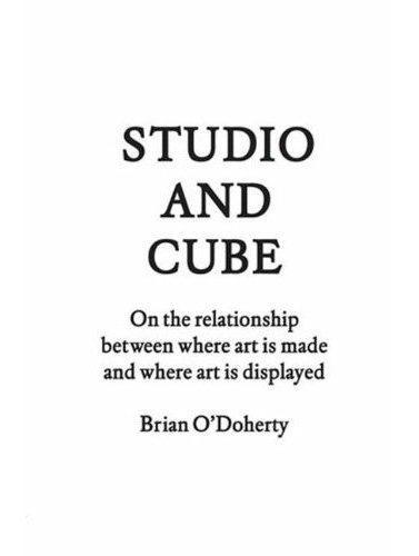 Studio and cube