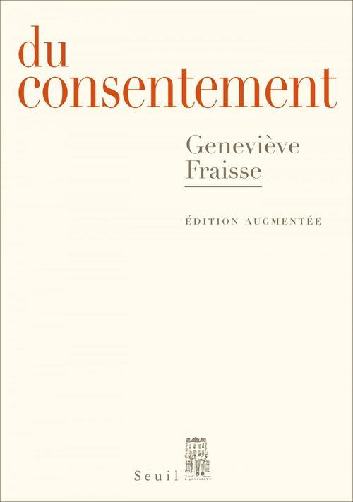 Du consentement