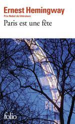 Couverture de Paris est une fête