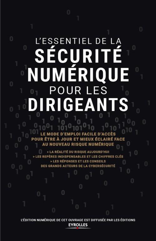 L'essentiel de la sécurité numérique pour les dirigeants