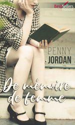Vente EBooks : De mémoire de femme  - Penny Jordan