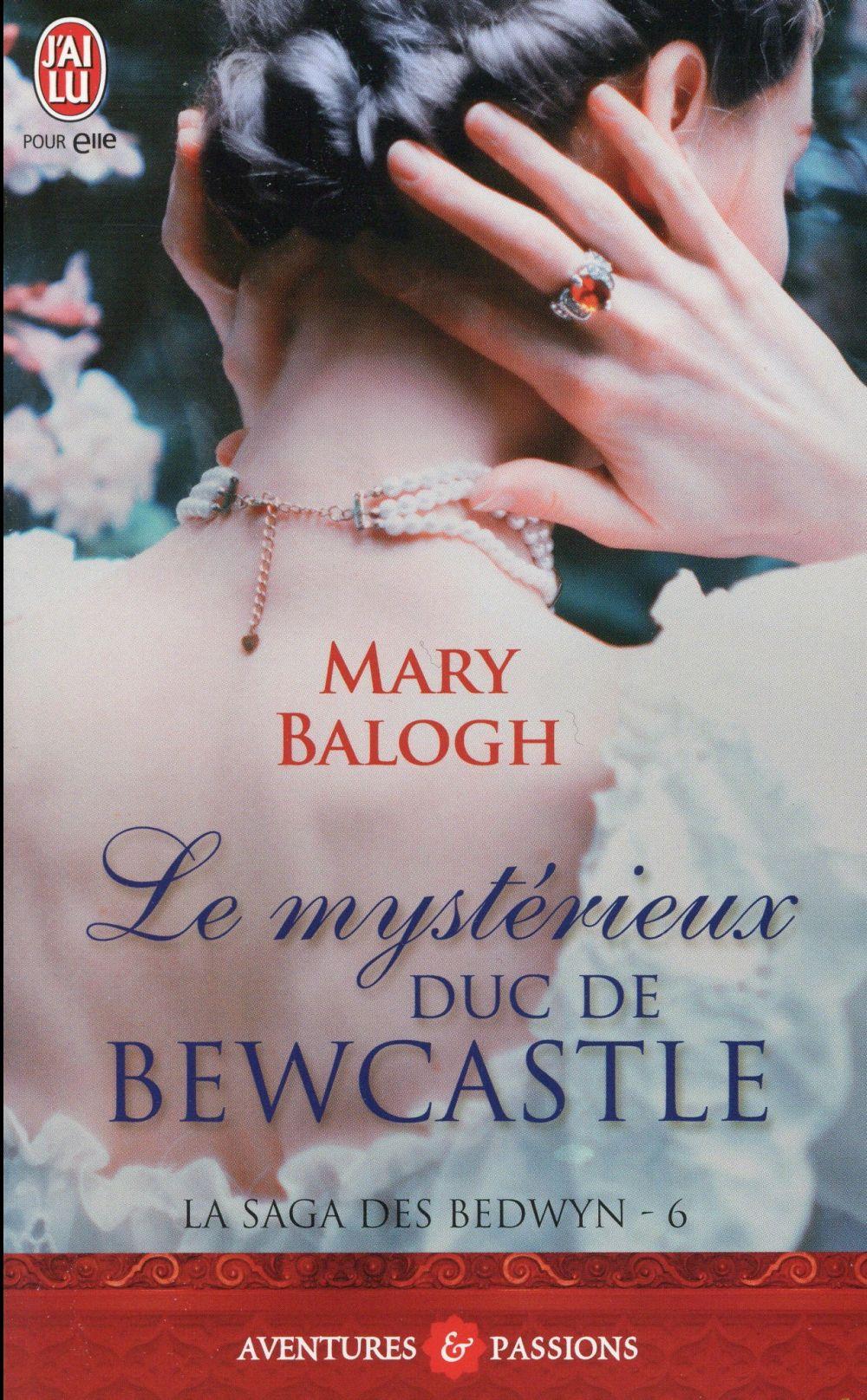 La saga des Bedwyn t.6 ; le mystérieux Duc de Bewcastle