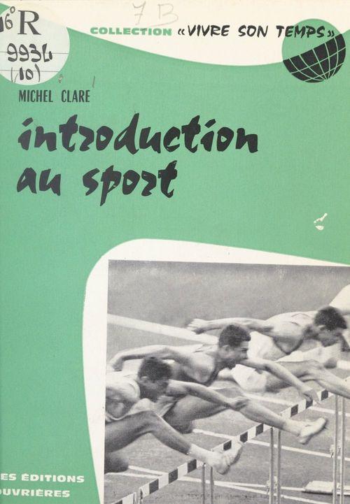 Introduction au sport