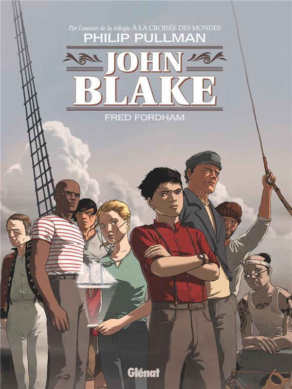 John Blake t.1