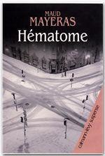 Vente Livre Numérique : Hematome  - Maud MAYERAS