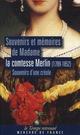 SOUVENIRS ET MEMOIRES - SOUVENIRS D'UNE CREOLE