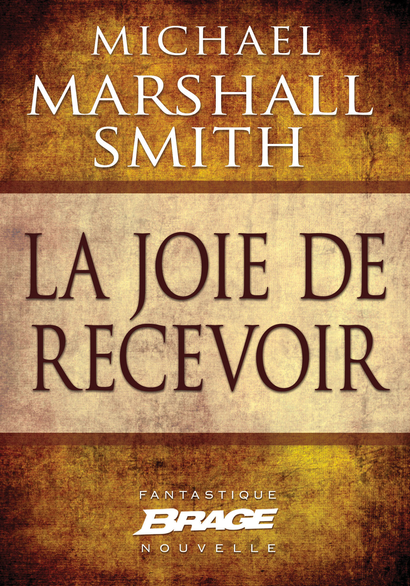 Vente EBooks : La Joie de recevoir  - Michael Marshall Smith