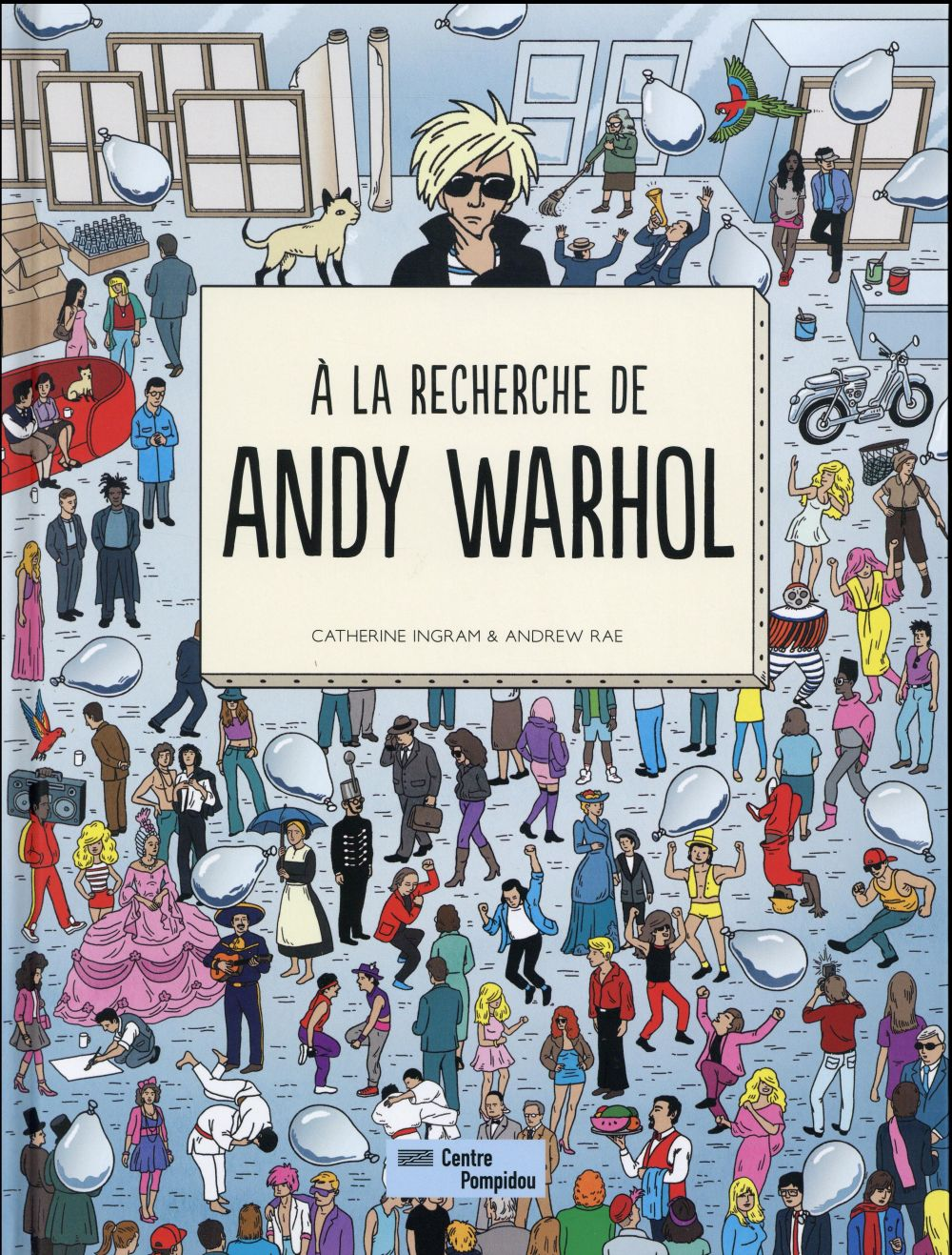 à la recherche de Andy Warhol