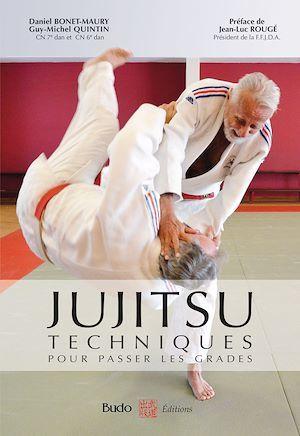 Jujitsu ; techniques pour passer les grades