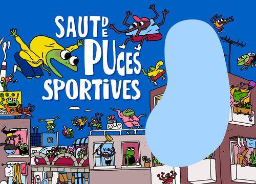 Sauts De Puces Sportives