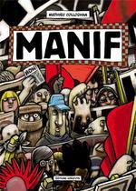 Couverture de Manif